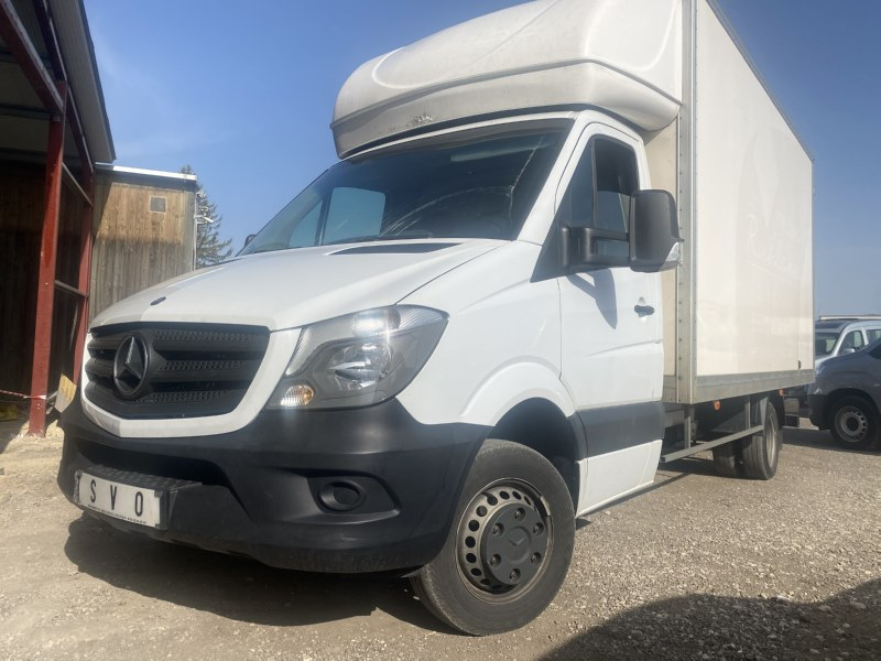 MERCEDES SPRINTER 1ERE MAIN